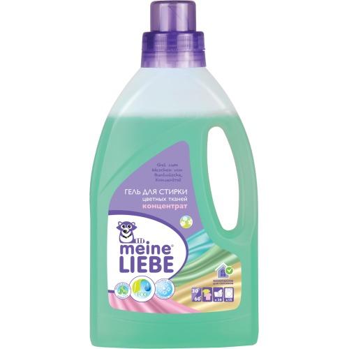 Meine Liebe MEINE LIEBE Гель для стирки цветных тканей концентрат