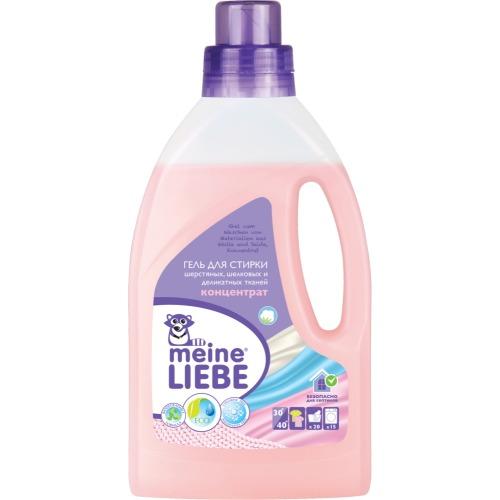 Meine Liebe MEINE LIEBE Гель для стирки шерстяных, шелковых и деликатных тканей концентрат